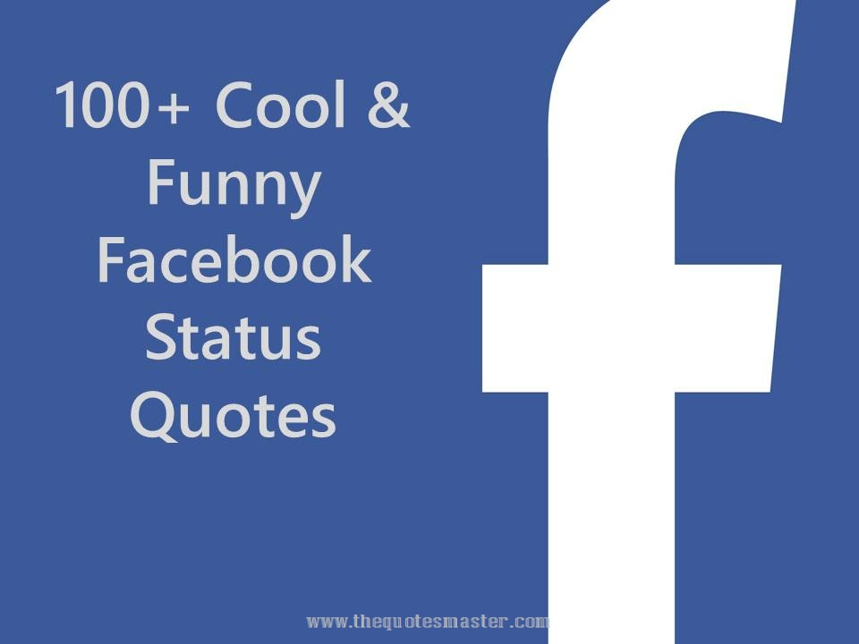 Facebook Status Status For Facebook About Love Life Attitude