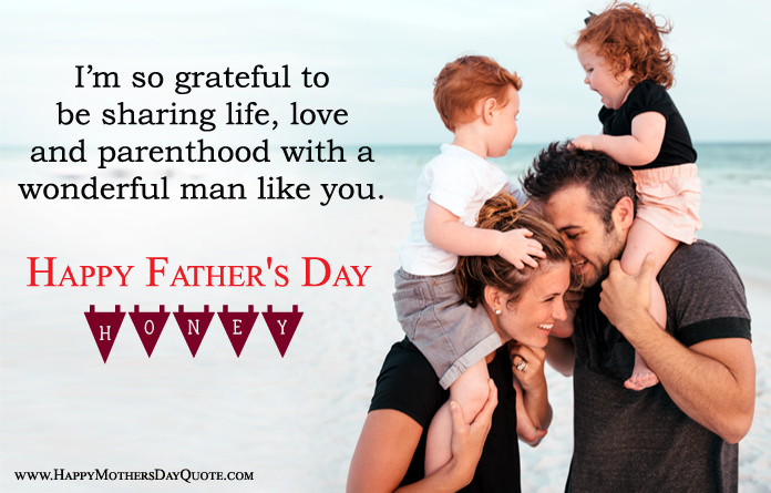31 Fathers Day Quotes From Wife 2018 Thefakestatus