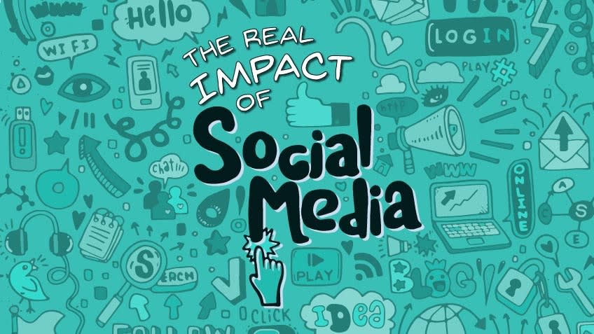 Positive impact of Social media